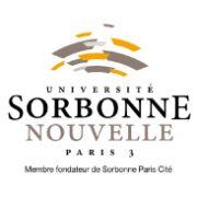 Logo Sorbonne : Université Sorbonne Nouvelle-Paris 3